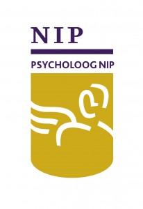 Beeldmerk PSYCHOLOOG NIP_kleur